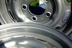 #247 Wheel Silver