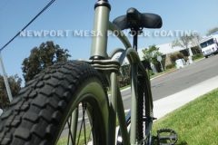#19 Military Green - Bicycle & Fork    #04 Hidden Black - Misc Parts