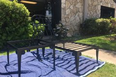 #03 House Black - Patio Furniture 033