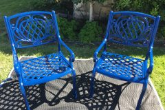#29 LA Blue - Patio Chairs 002