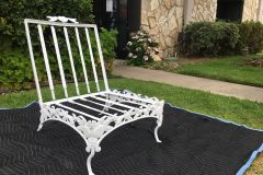 #303 Suge White - Patio Chairs 005