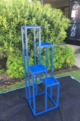 #215 Blue Slate - Plant Holder 019