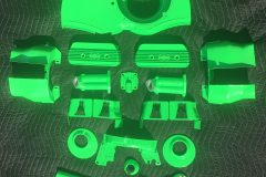 #331 Predator Green - Dune Buggy Engine Tin