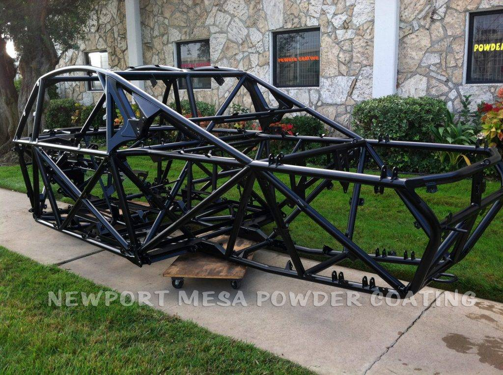#03 House Black - Brenthel Chassis